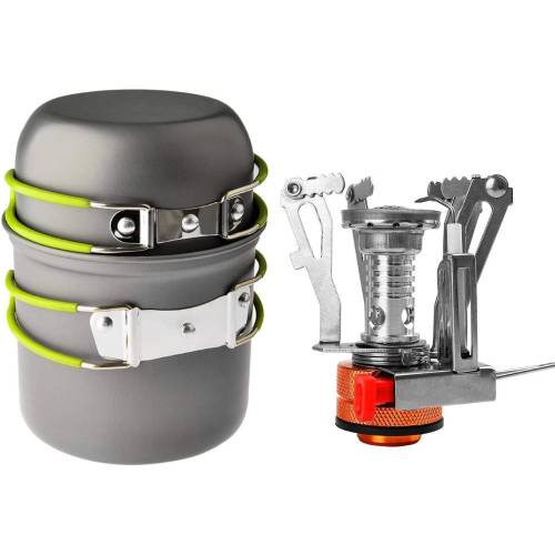 Shayson Backpacking Cookware