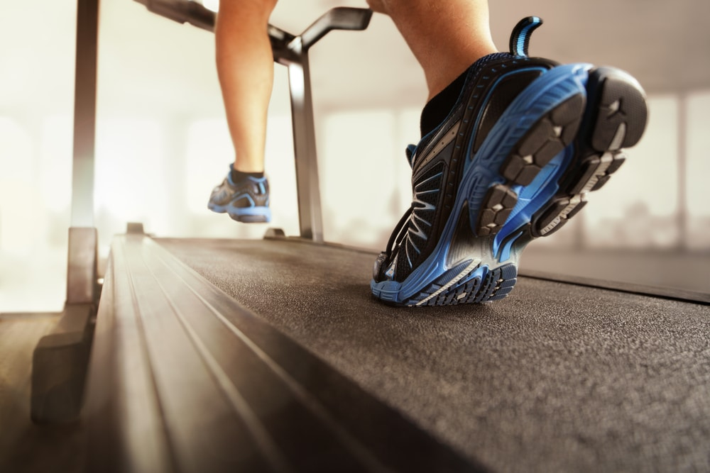 how to train for the beep test on a treadmill